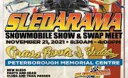 SLEDARAMA Snowmobile Show, Swap Meet and Show & Shine  November 21st, 2021